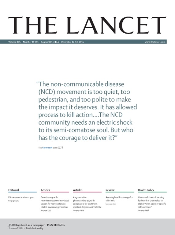 Revista The Lancet